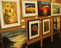 July 2014 Art Show